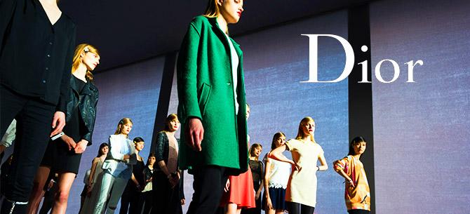 Dior FW2015 Hong Kong