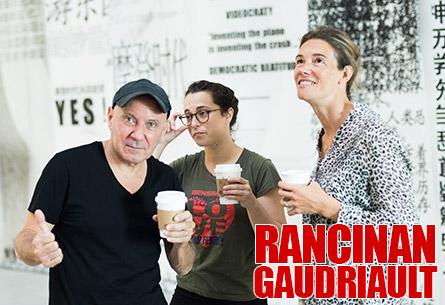 Rancinan + Gaudriault in Shanghai
