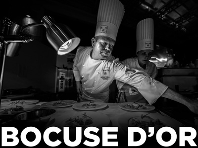 Bocuse d'Or 2014 Shanghai Official Photographer and videographer