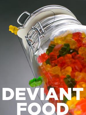 Deviant Food for Paul Pairet