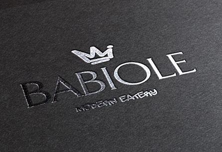 Babiole Dubai Visual Identity