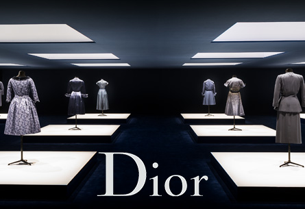 Dior 'I feel blue' Shanghai