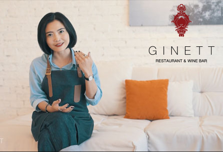 Ginett Singapore Video Chronicle