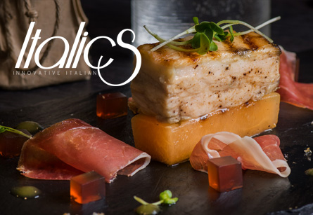 Italics Chiang-Mai Food Photography