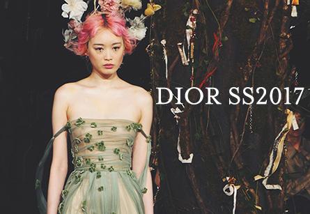 Dior SS2017 Tokyo