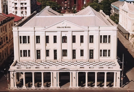 Strand hotel Yangon official video